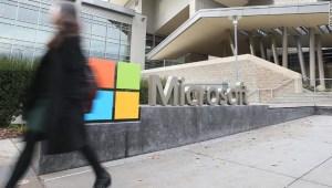 Microsoft ciberataque