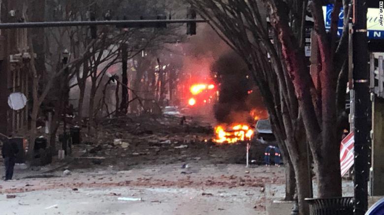 Explosión en Nashville: esto es lo que debes saber