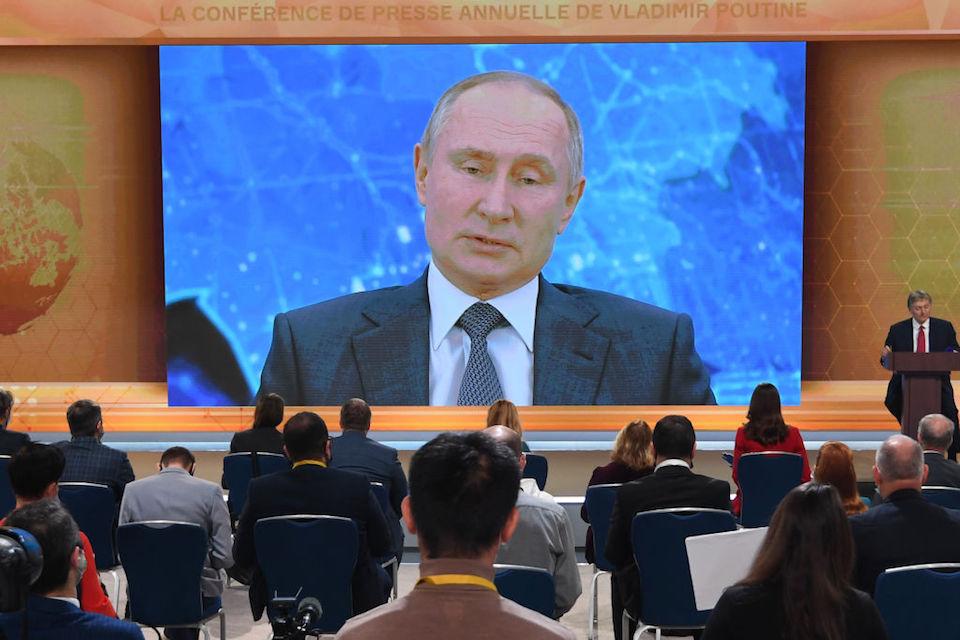 Putin vacuna