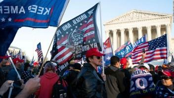 protestas Washington