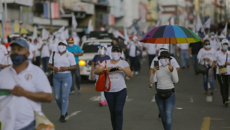 Ministerio de Salud de Panamá anuncia toque de queda y ley seca