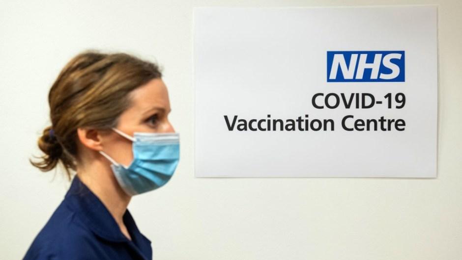 vacunación covid-19 Reino Unido