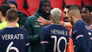 Racismo Paris Saint-Germain Estambul Basaksehir