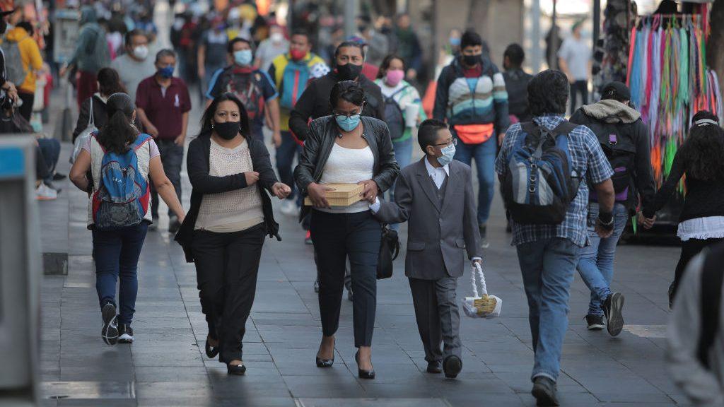 Vacunación covid México