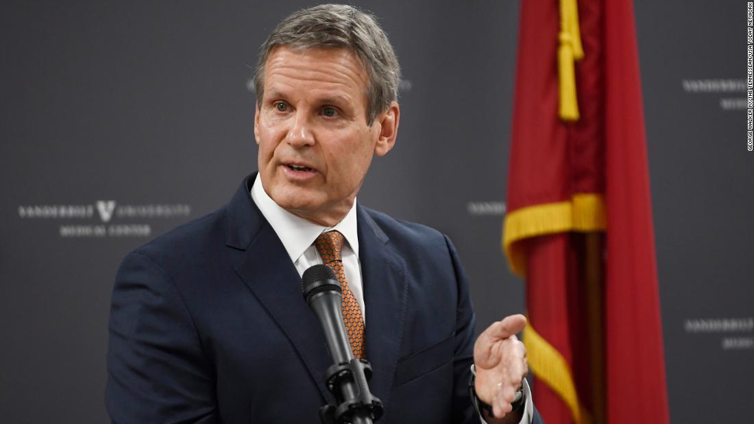 Tennessee gobernador