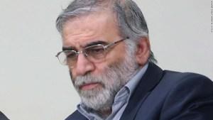 Disparos de ametralladora a control remoto y otras preguntas clave sobre el asesinato del principal científico nuclear de Irán