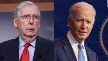 ANÁLISIS | McConnell prepara el escenario para un nuevo enfrentamiento con Biden después de asestar un golpe a la fantasía electoral de Trump