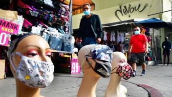Los estadounidenses se están convirtiendo a la cultura de las máscaras, según una encuesta