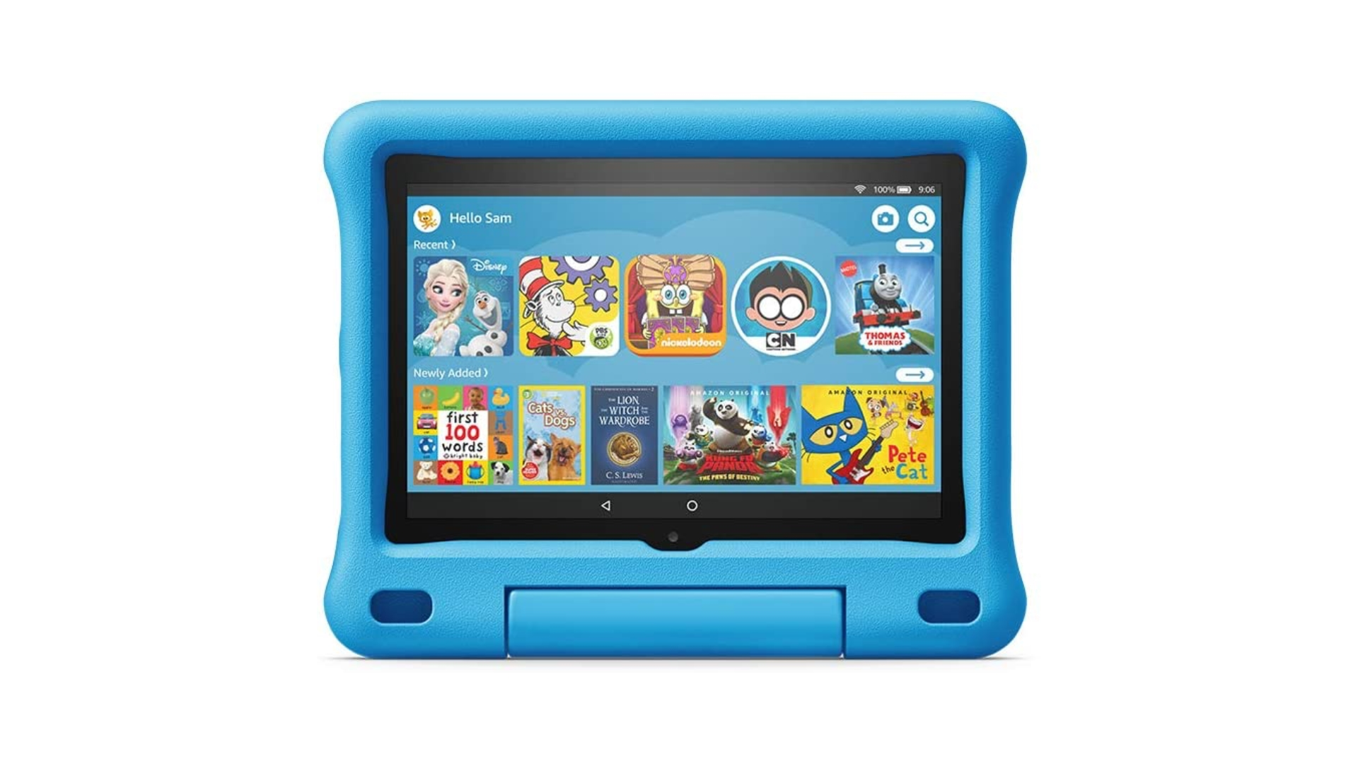 Kindle Kids Fire