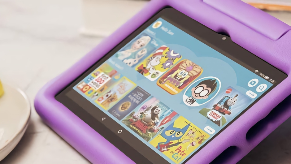 Kindle KidsEdition