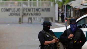nicragua cárcel