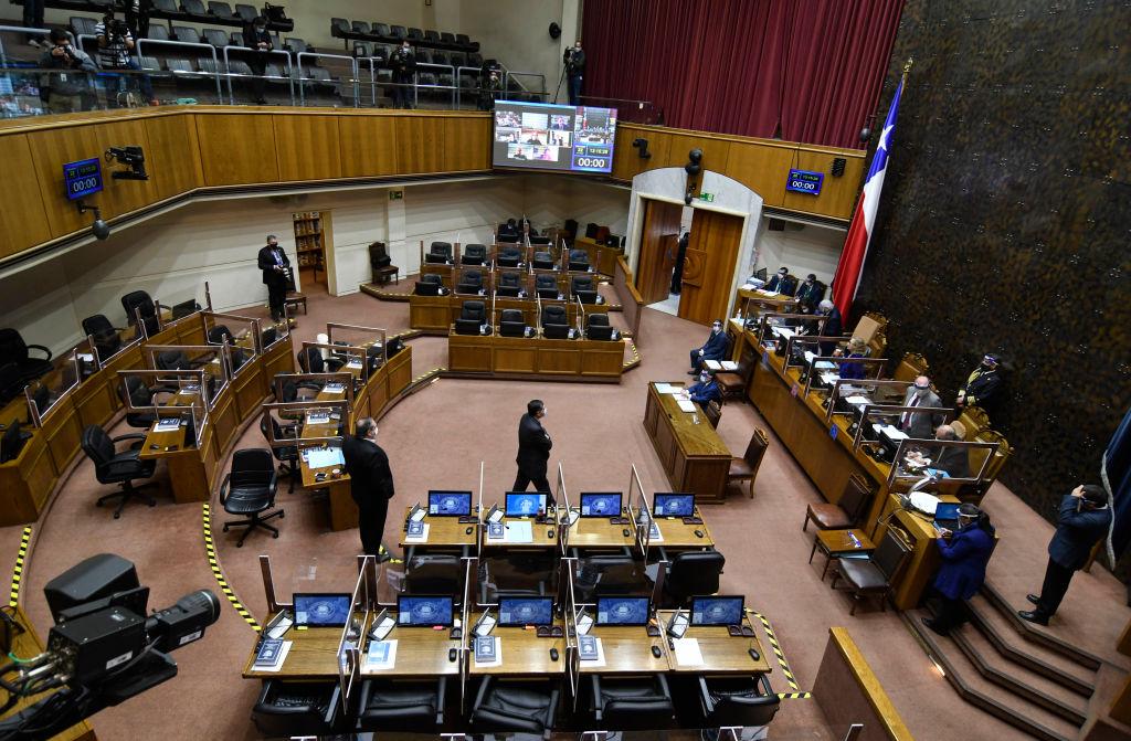 El Senado de Chile despacha a ley segundo retiro de pensiones por pandemia