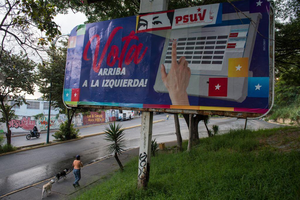 Maduro quiere recuperar la Asamblea Nacional en las elecciones
