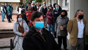 Gobierno de Uruguay incrementa medidas para evitar que la pandemia se vuelva incontrolable