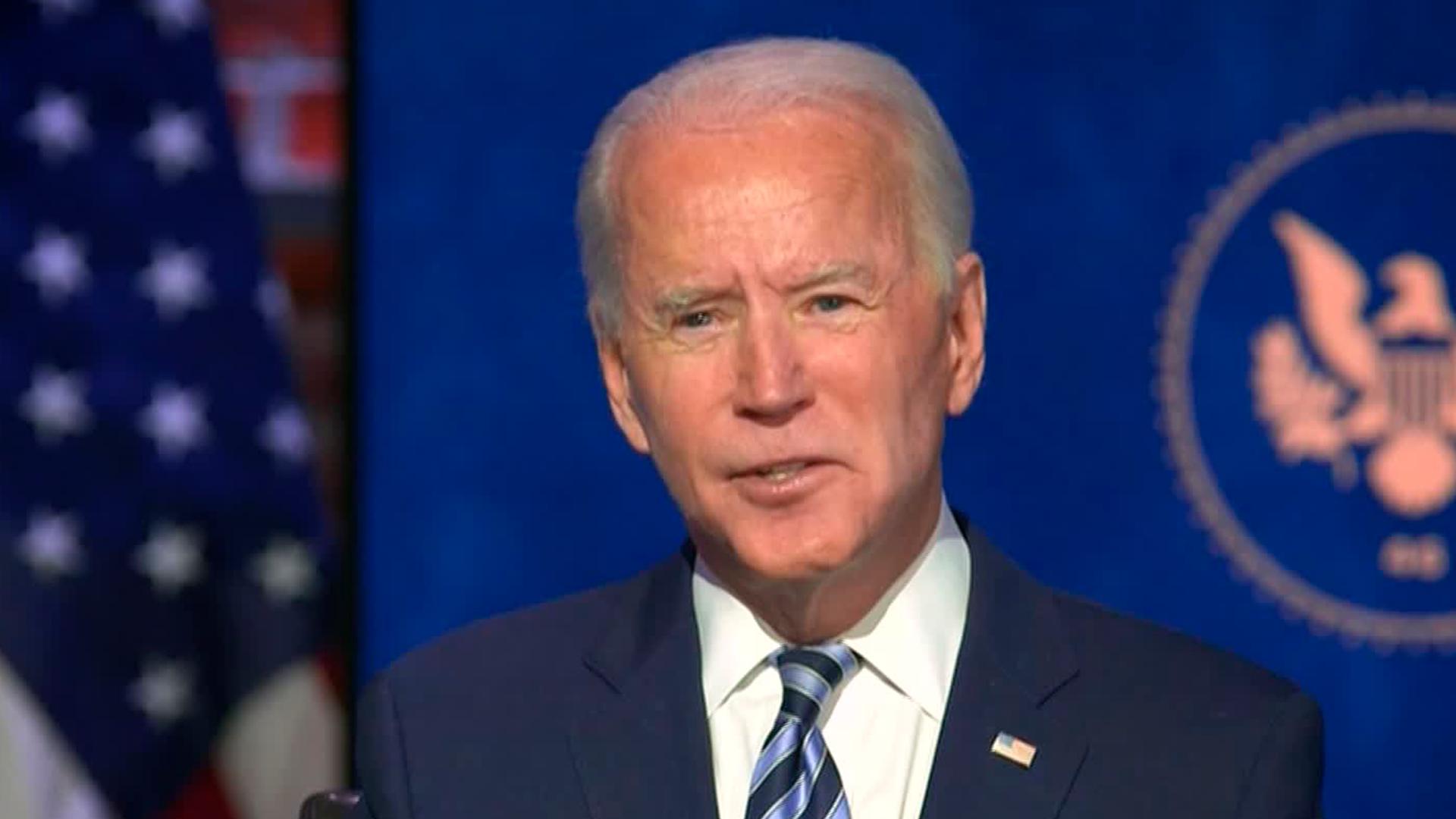ANÁLISIS   La proyección de Biden para sus primeros 100 días en el gobierno