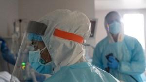 La frustración de los médicos en un hospital en EE.UU.