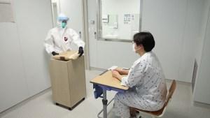 Ni siquiera la pandemia detuvo este examen en Corea del Sur