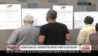 Así empezó en Venezuela las elecciones legislativas para renovar la Asamblea Nacional