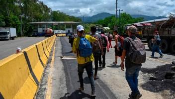 Honduras caravana