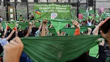 Debate sobre el aborto en Argentina, ¿qué cambió desde 2018?