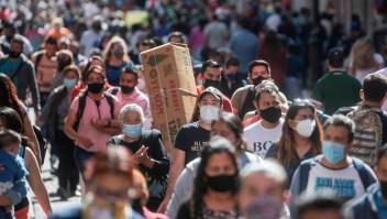 Alerta en Ciudad de México por aumento de casos de covid-19 y la ocupación hospitalaria