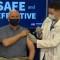 Mike Pence se vacuna contra el covid-19