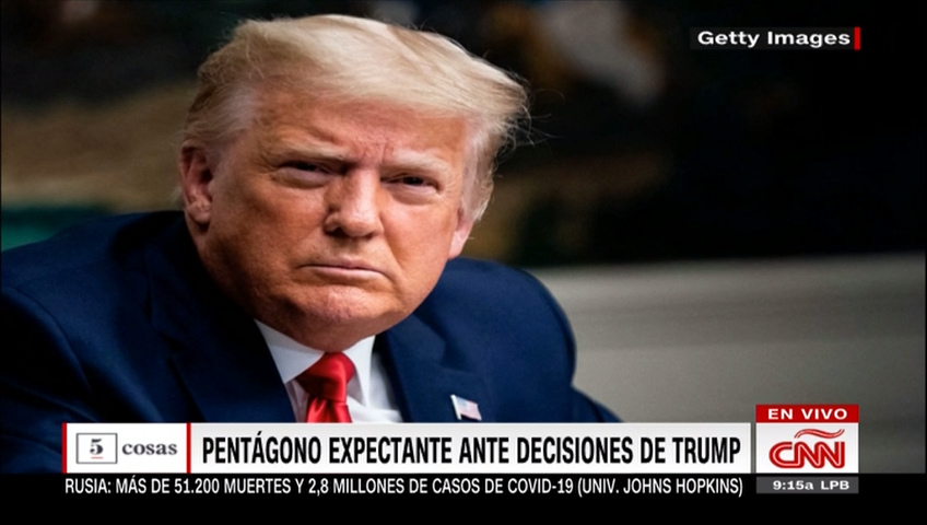 5 cosas: A la expectativa de las últimas decisiones de Trump