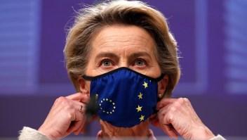 Ursula von der Leyen: acuerdo con el Reino Unido es justo