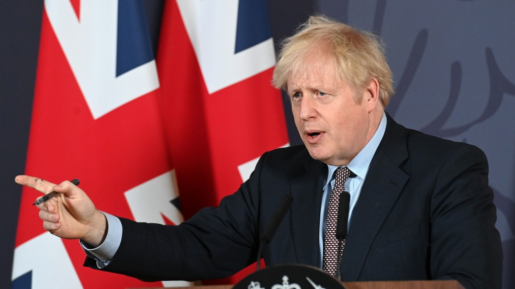 Reino Unido y la Unión Europea alcanzan acuerdo comercial posbrexit