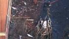 """funcionarios creen que fue """"intencional"""" Centro de Nashville, sellado por explosión intencional"""