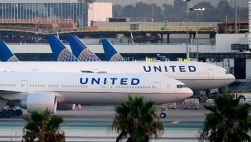 united airlines coronavirus