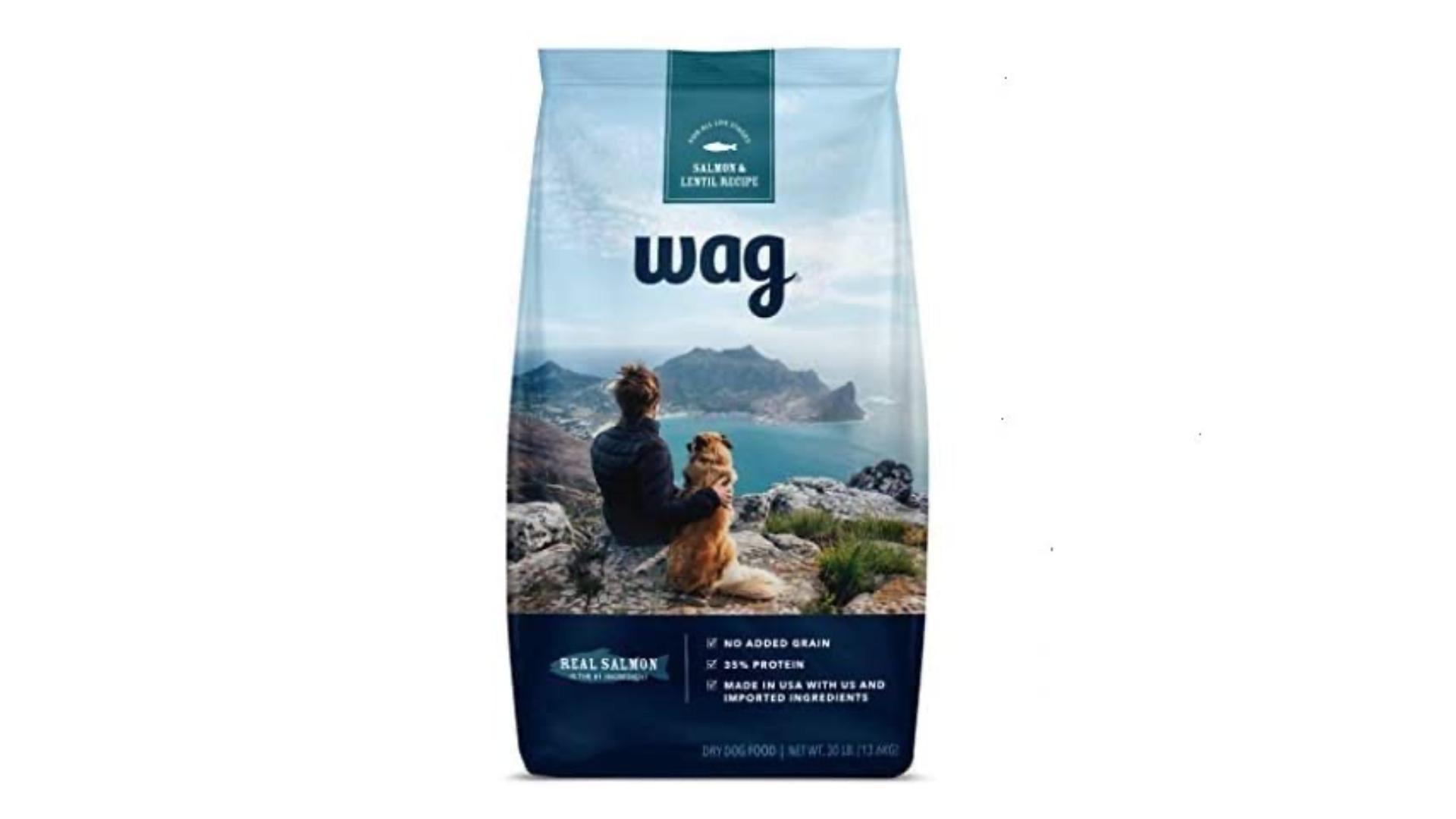 Alimento seco para perros