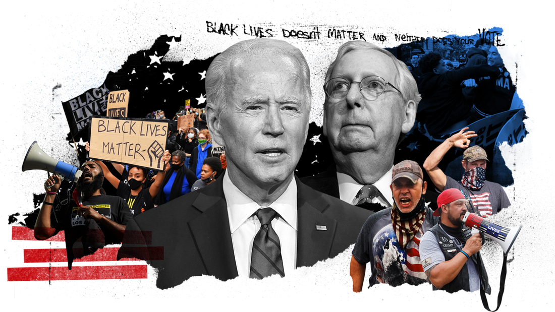 Los cuatro temas que podrían unir a un EE.UU. dividido