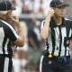 Sarah Thomas, la primera mujer que oficiará un Super Bowl