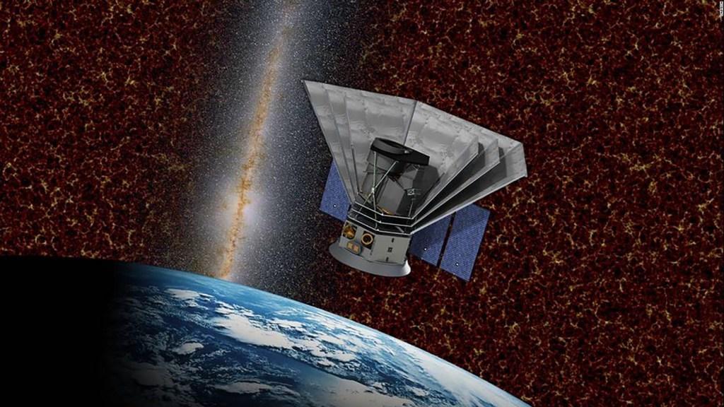 Spirex, il telescopio che studierà il Big Bang