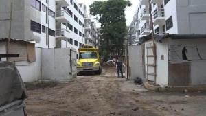 La construcción en México vive la caída más severa en 25 años