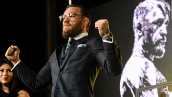 Así llega McGregor a su combate ante Dustin Poirier