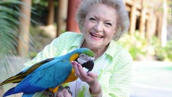 Betty White ya tiene planes para su cumpleaños
