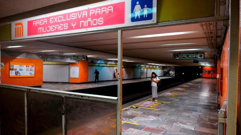 Cierre parcial del Metro en Ciudad de México afecta a usuarios