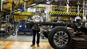 Ford anuncia cierre temporal de una planta por falta de una pieza