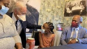 El tema racial será crucial para Biden