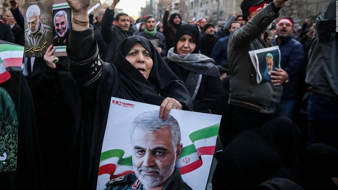 A un año del asesinato de Soleimani