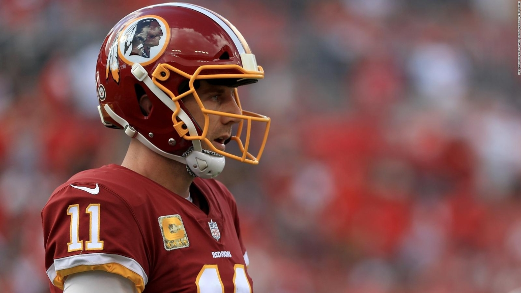NFL: Alex Smith, un ejemplo de vida