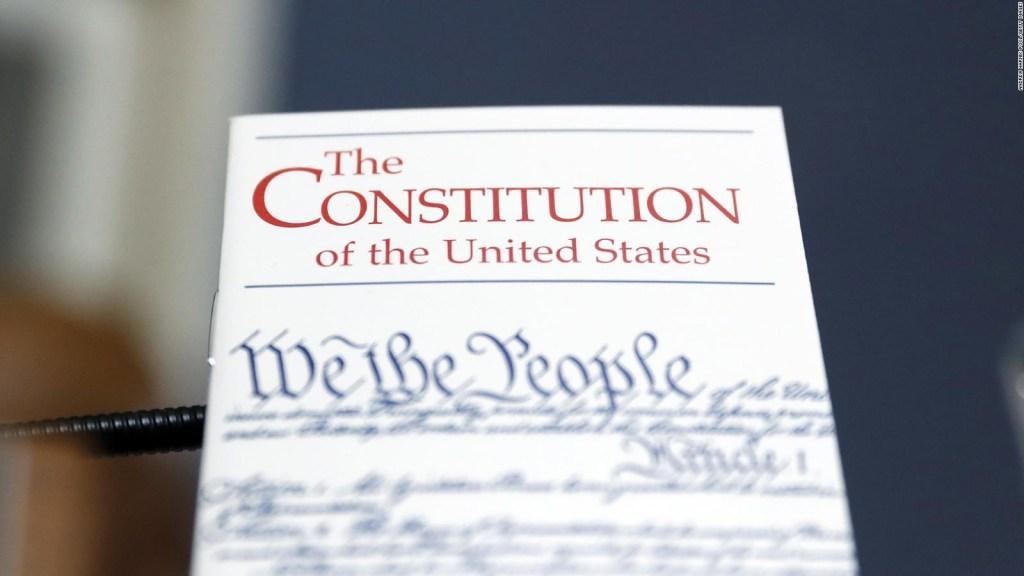 ¿Por qué se puede hacer juicio político a un presidente en EE.UU.?