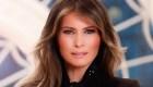 Melania Trump  lamentó la violenta jornada en el Capitolio
