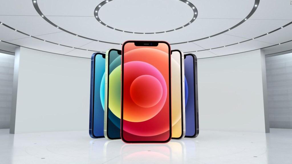 Apple obtiene ganancias récord gracias al iPhone 12