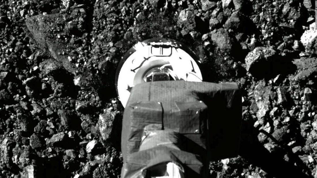 Osiris-Rex regresará a la Tierra con muestras de Bennu