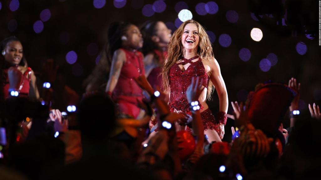 El catálogo musical de Shakira tienen un nuevo dueño