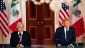 5 momentos que marcaron la relación Trump-México
