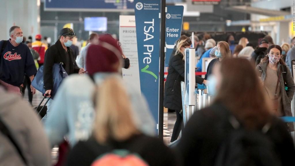 Hombre vive por meses oculto en aeropuerto de EE.UU.